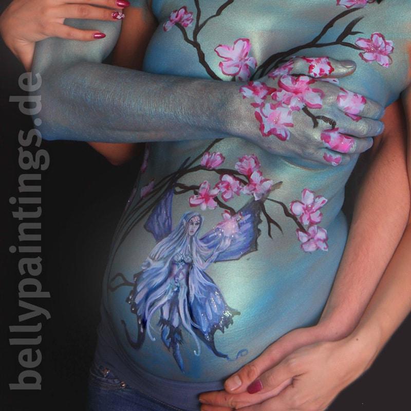 Bellypaint Blütenfee