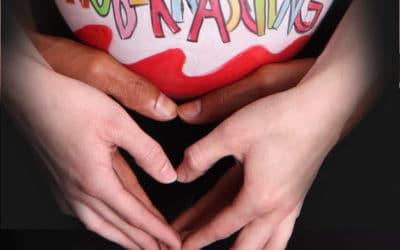 Babybauchbemalung -darum passt Rassismus nicht