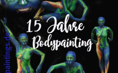 15 Jahre Bodypainting